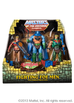 figurine masters of the universe classicsfighting ofe men mattycollector www.maitresdelunivers.org - www.musclor.fr.st