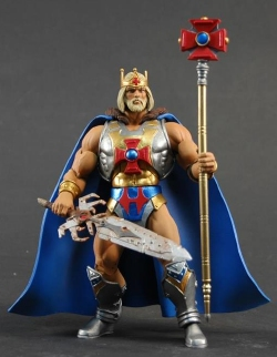 figurine masters of the universe classics king he-man mattycollector www.maitresdelunivers.org - www.musclor.fr.st