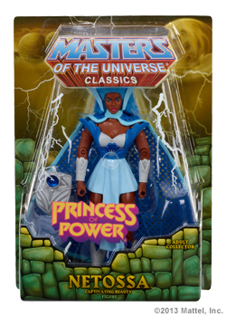 figurine masters of the universe classics Netossa mattycollector www.maitresdelunivers.org - www.musclor.fr.st