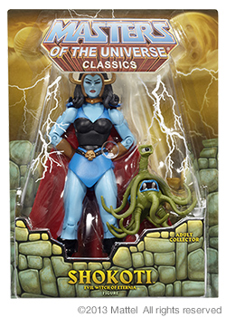 shokoti masters of the universe classics icer mattycollector www.maitresdelunivers.org - www.musclor.fr.st