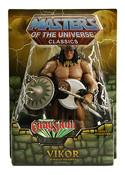 Vikor - Masters Of The Universe Classics