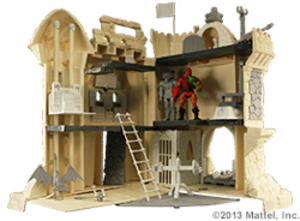 castle grayskull chateau des ombres MOTUC - www.maitresdelunivers.org www.musclor.fr.st