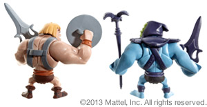 mini figures figurines he-man skeletor musclor sdcc 2013 exclusive - www.maitresdelunivers.org www.musclor.fr.st