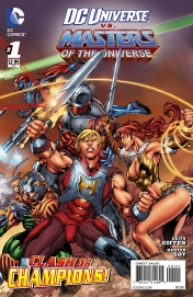 dc universe vs masters of the universe volume 1 dc comics masters of the universe classics www.maitresdelunivers.org - www.musclor.fr.st